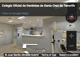 Visita Virtual Colegio Dentistas de Tenerife