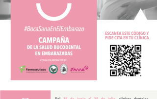 Busca las clínicas participantes en www.saludoralyembarazo.es.