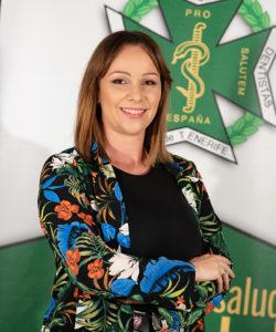 Dª Anjara Mª González Herrera
