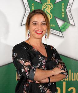 Dª Diana Mª Pérez Melián